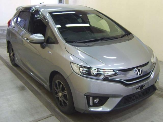 Import and buy HONDA FIT 2014 from Japan to Nairobi, Kenya