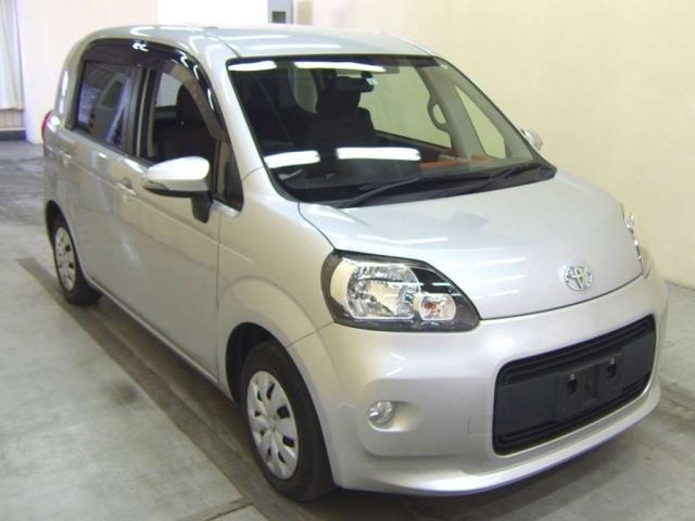 Import and buy TOYOTA PORTE 2015 from Japan to Nairobi, Kenya