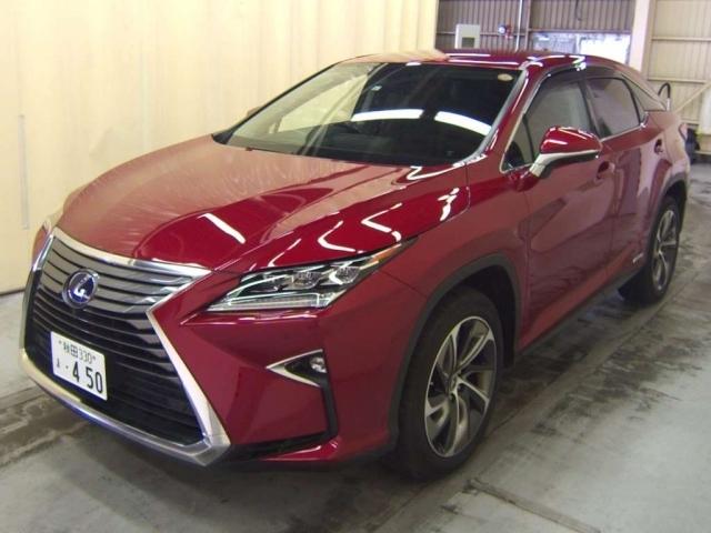Import and buy LEXUS RX 2019 from Japan to Nairobi, Kenya