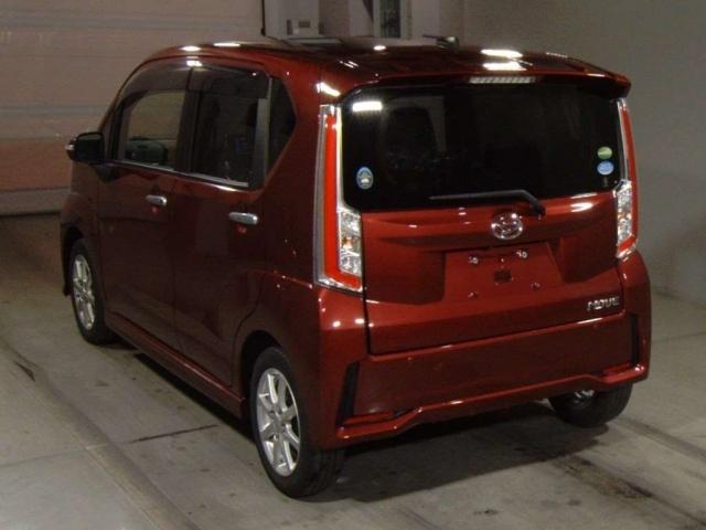Import and buy DAIHATSU MOVE 2015 from Japan to Nairobi, Kenya