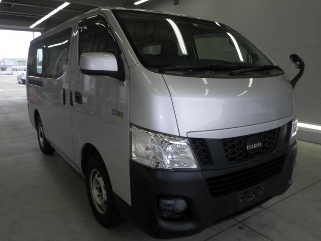 Import and buy ISUZU COMO 2013 from Japan to Nairobi, Kenya