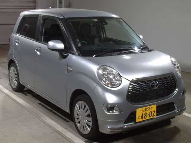 Import and buy TOYOTA PIXIS JOY 2016 from Japan to Nairobi, Kenya