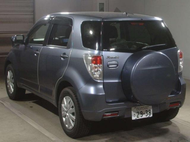 Import and buy TOYOTA RUSH 2014 from Japan to Nairobi, Kenya