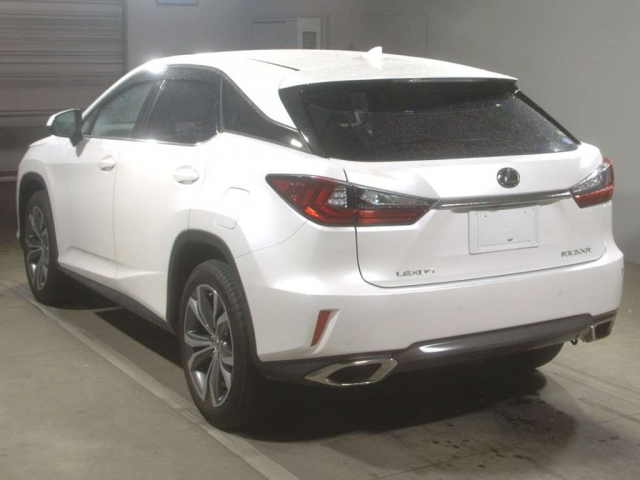 Import and buy LEXUS RX 2017 from Japan to Nairobi, Kenya