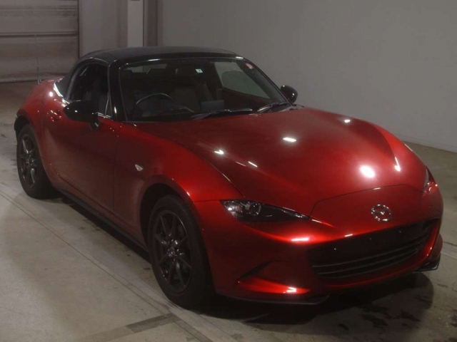 Import and buy MAZDA ROADSTER 2018 from Japan to Nairobi, Kenya