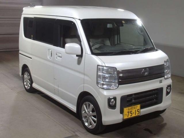 Import and buy NISSAN CLIPPER RIO 2017 from Japan to Nairobi, Kenya