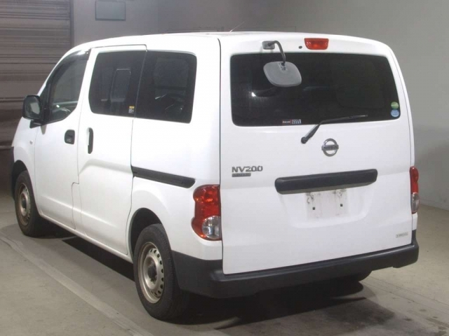 Import and buy NISSAN NV200 2014 from Japan to Nairobi, Kenya