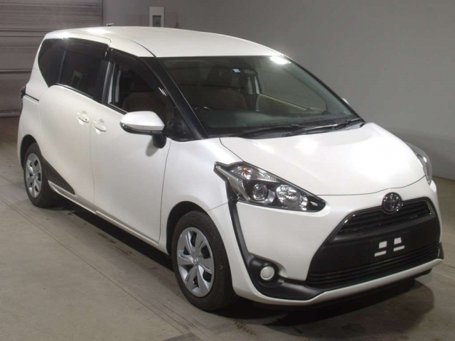 Import and buy TOYOTA SIENTA 2018 from Japan to Nairobi, Kenya