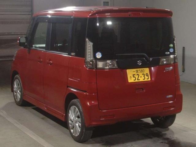 Import and buy SUZUKI SPACIA 2015 from Japan to Nairobi, Kenya