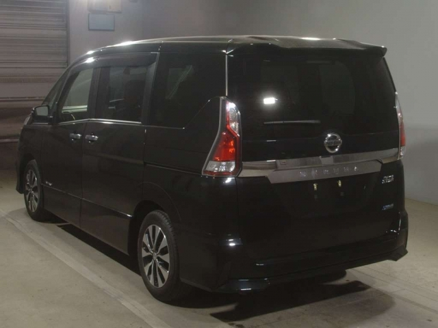 Import and buy NISSAN SERENA 2017 from Japan to Nairobi, Kenya