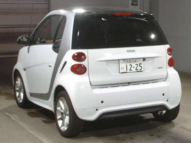 Import and buy SMART FORTWO 2013 from Japan to Nairobi, Kenya
