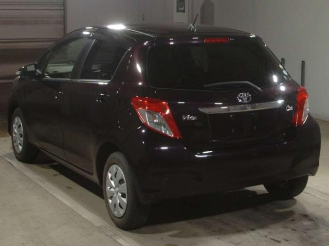 Import and buy TOYOTA VITZ 2013 from Japan to Nairobi, Kenya