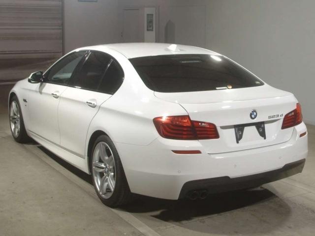 Import and buy BMW 5 SERIES 2014 from Japan to Nairobi, Kenya