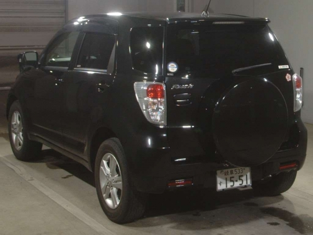 Import and buy TOYOTA RUSH 2015 from Japan to Nairobi, Kenya