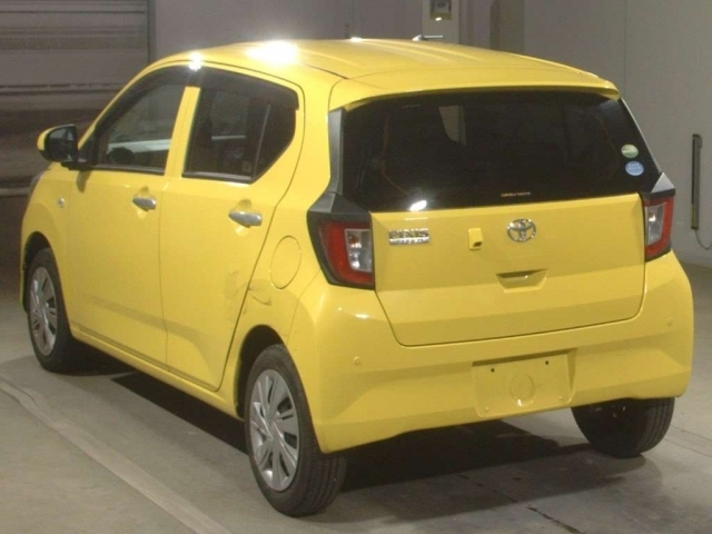 Import and buy TOYOTA PIXIS EPOCH 2018 from Japan to Nairobi, Kenya