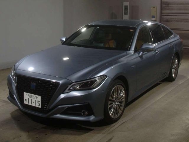 Import and buy TOYOTA CROWN 2020 from Japan to Nairobi, Kenya