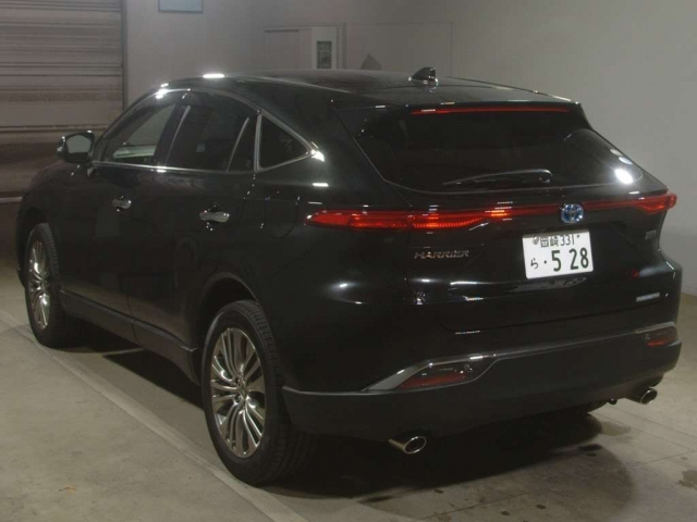 Import and buy TOYOTA HARRIER 2021 from Japan to Nairobi, Kenya