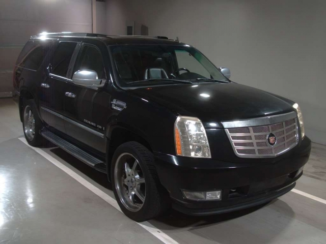 Import and buy GM CADILLAC ESCALADE 2013 from Japan to Nairobi, Kenya