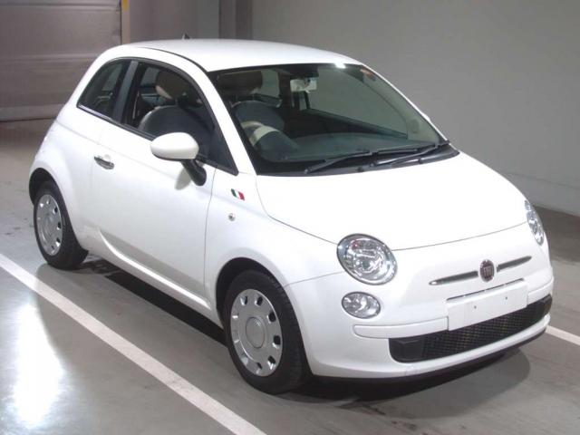 Import and buy FIAT 500 2015 from Japan to Nairobi, Kenya