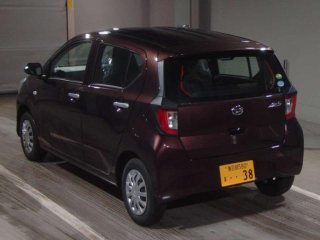 Import and buy DAIHATSU MIRA E S 2018 from Japan to Nairobi, Kenya