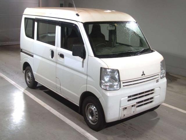 Import and buy MITSUBISHI MINICAB VAN 2016 from Japan to Nairobi, Kenya