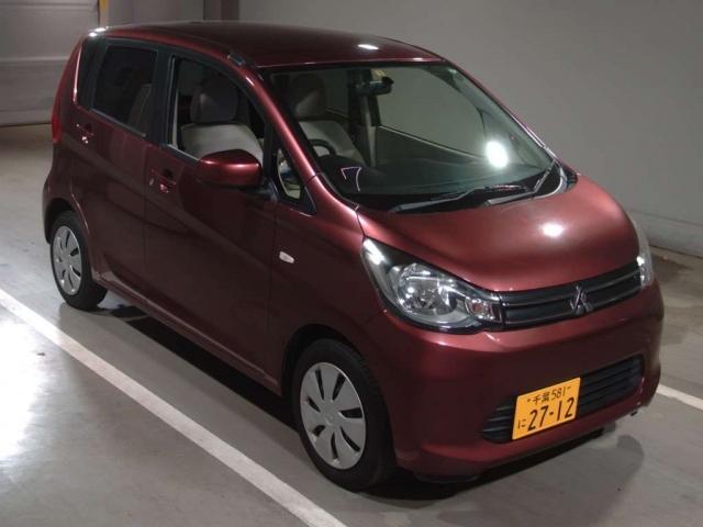 Import and buy MITSUBISHI EK WAGON 2014 from Japan to Nairobi, Kenya