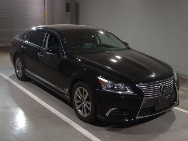 Import and buy LEXUS LS 2015 from Japan to Nairobi, Kenya