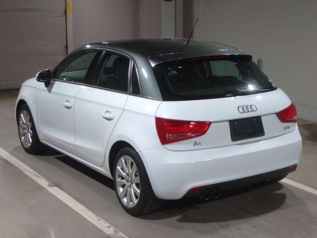 Import and buy AUDI A1 2013 from Japan to Nairobi, Kenya