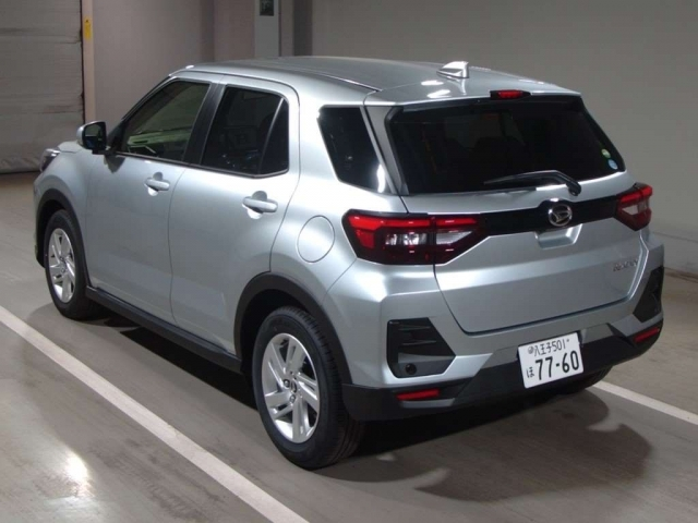 Import and buy DAIHATSU ROCKY 2019 from Japan to Nairobi, Kenya