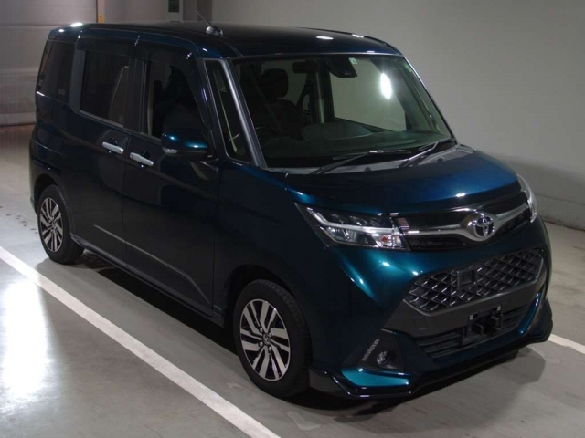 Import and buy TOYOTA TANK 2018 from Japan to Nairobi, Kenya