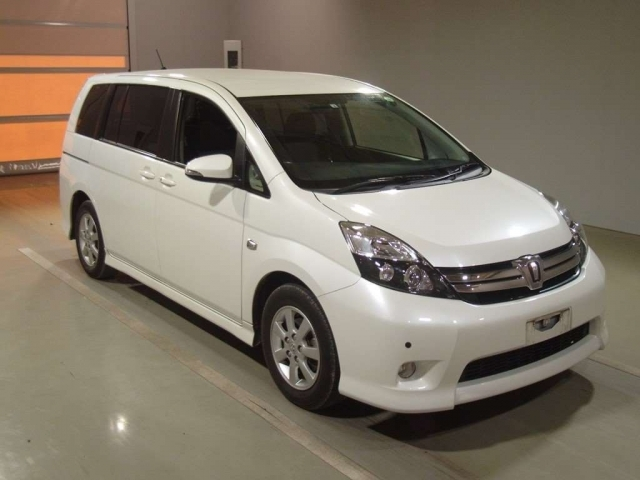 Import and buy TOYOTA ISIS 2017 from Japan to Nairobi, Kenya