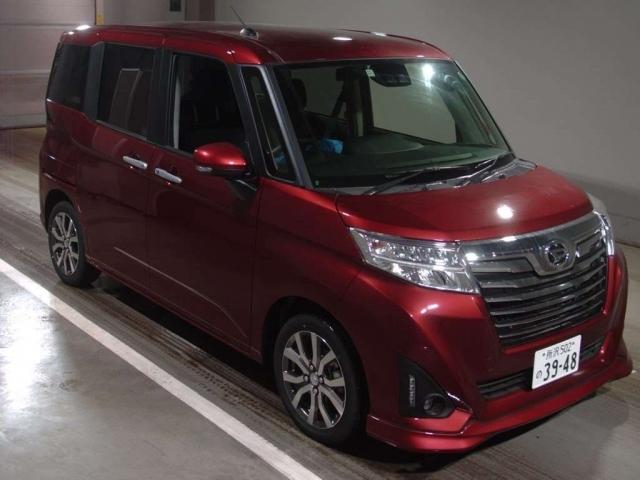 Import and buy DAIHATSU THOR 2020 from Japan to Nairobi, Kenya