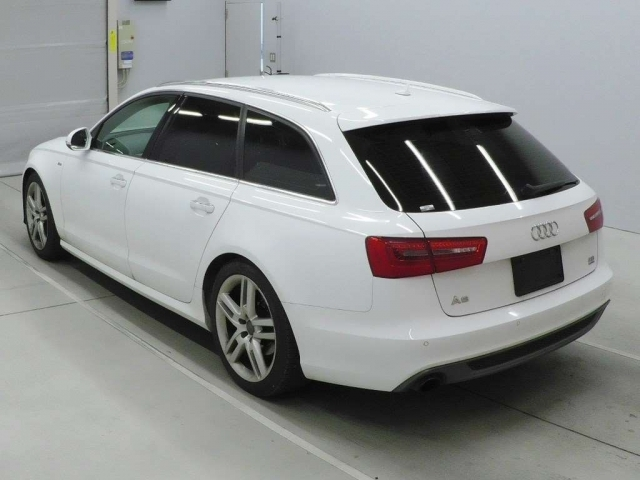 Import and buy AUDI A6 2014 from Japan to Nairobi, Kenya
