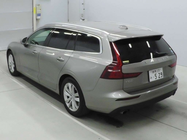 Import and buy VOLVO V60 2019 from Japan to Nairobi, Kenya
