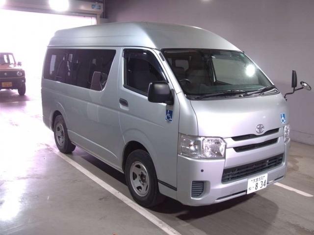 Import and buy TOYOTA REGIUS ACE VAN 2016 from Japan to Nairobi, Kenya
