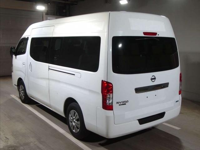 Import and buy NISSAN CARAVAN BUS 2016 from Japan to Nairobi, Kenya