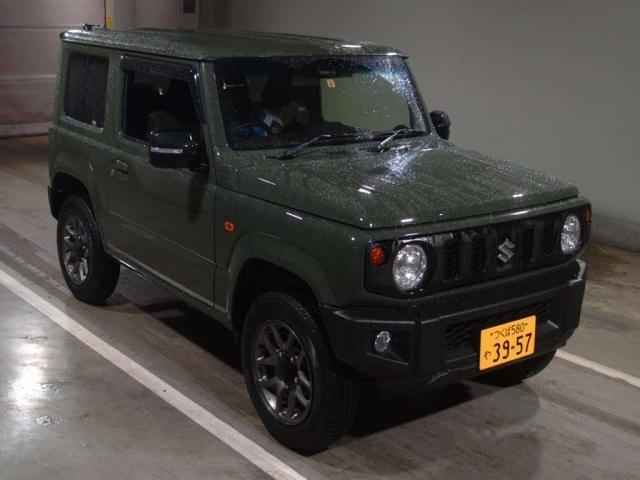 Import and buy SUZUKI JIMNY 2020 from Japan to Nairobi, Kenya