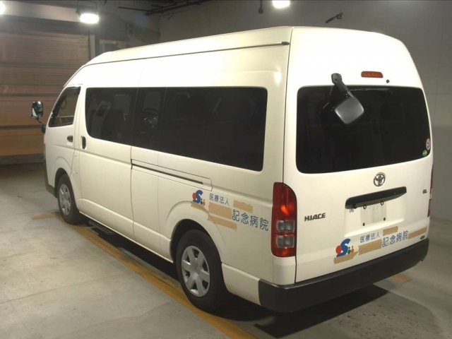 Import and buy TOYOTA HIACE 2015 from Japan to Nairobi, Kenya