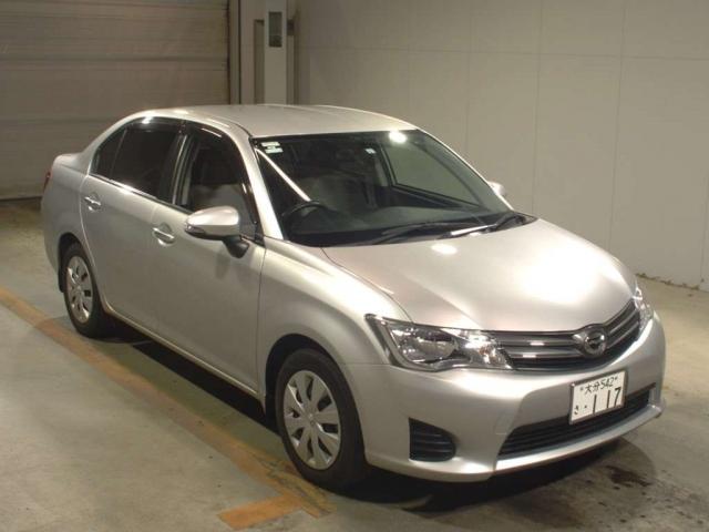 Import and buy TOYOTA COROLLA AXIO 2015 from Japan to Nairobi, Kenya