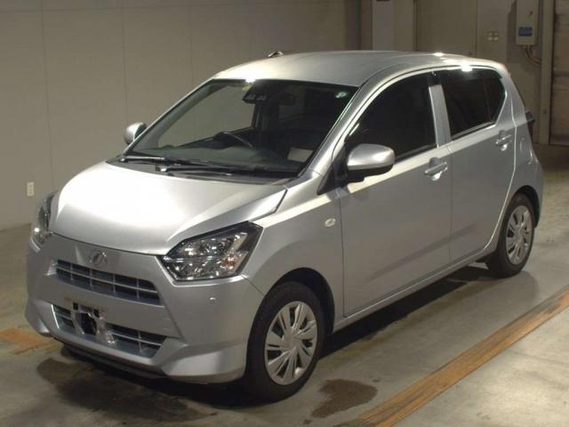 Import and buy DAIHATSU MIRA E S 2017 from Japan to Nairobi, Kenya