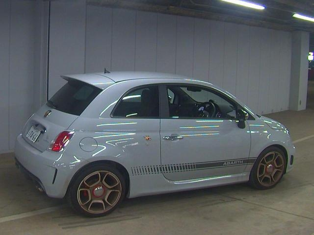 Import and buy FIAT OTHER 2015 from Japan to Nairobi, Kenya