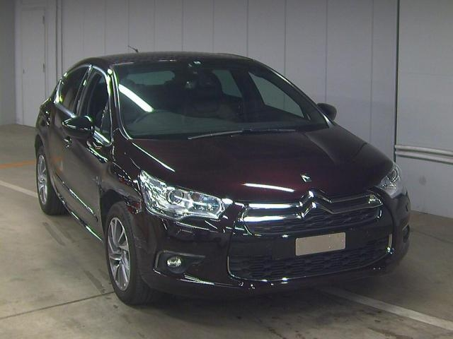 Import and buy CITROEN DS4 2014 from Japan to Nairobi, Kenya