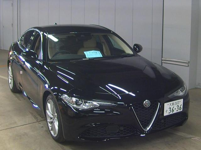 Import and buy ALFAROMEO OTHER 2018 from Japan to Nairobi, Kenya
