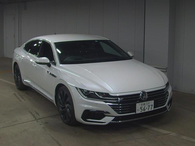 Import and buy VOLKSWAGEN ARTEON 2018 from Japan to Nairobi, Kenya
