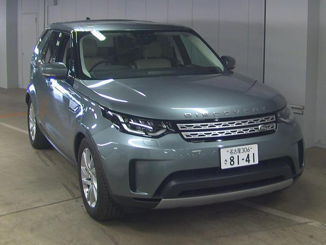 Import and buy ROVER DISCOVERY 2018 from Japan to Nairobi, Kenya