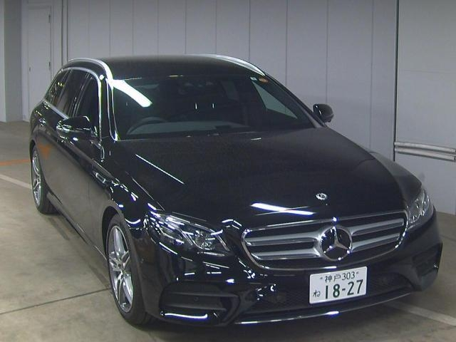 Import and buy MERCEDES BENZ E CLASS WAGON 2017 from Japan to Nairobi, Kenya