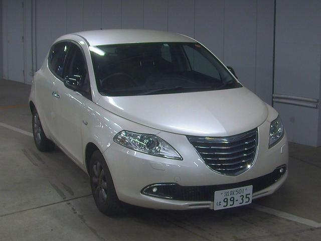 Import and buy CHRYSLER YPSILON 2014 from Japan to Nairobi, Kenya