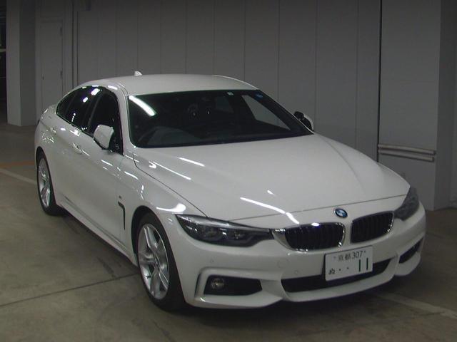 Import and buy BMW 4 SERIES 2018 from Japan to Nairobi, Kenya