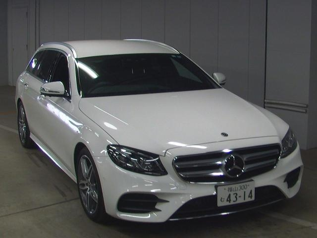 Import and buy MERCEDES BENZ E CLASS WAGON 2018 from Japan to Nairobi, Kenya