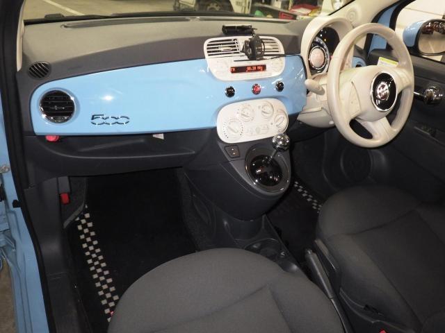 Import and buy FIAT 500 2013 from Japan to Nairobi, Kenya